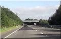 SO0602 : Ash Road bridge over A470 by John Firth