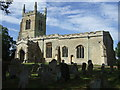 TL0363 : All Saints Church, Riseley by JThomas