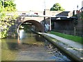 SP0580 : Worcester & Birmingham Canal: Bridge Number 75 by Nigel Cox