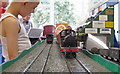 TQ6195 : An exhibit at the Mid Essex Model Railway Exhibition by Roger Jones