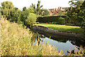 SK5938 : Grantham Canal by Richard Croft