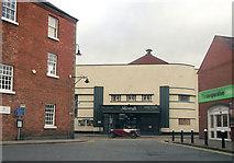 SJ2207 : The Pola cinema in Berriew Street by John Firth
