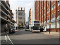 SJ8497 : Manchester, Chorlton Street by David Dixon
