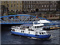 NZ3567 : Shields Ferry by Colin Smith