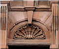 J3374 : Architectural detail. Ulster Reform Club, Belfast by Albert Bridge