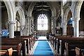 TF0607 : Interior, St Michael & All Angels' church, Uffington by J.Hannan-Briggs