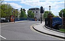 TQ2681 : Westbourne Terrace Road Bridge, London W2 by Jaggery