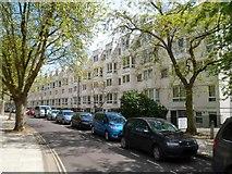 TQ2681 : Warwick Crescent London W2 by Jaggery