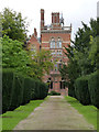 SK7755 : Yew avenue, Kelham Hall  by Alan Murray-Rust