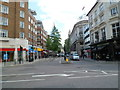 TQ2581 : Queensway, London W2 by Jaggery