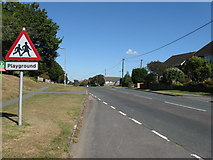 TQ5704 : Wannock Road Polegate by Dave Spicer