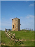 SS2006 : Former coastguard lookout on Compass Point by Rod Allday