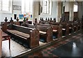TL9162 : St Mary, Rougham - Pews by John Salmon