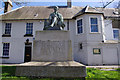SY6890 : Dorchester - Thomas Hardy Memorial by Chris Talbot