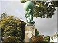 SH5837 : Hercules Statue, Portmeirion by Jeff Buck