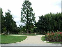 TQ2882 : Regent's Park by Thomas Nugent