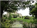 NZ1744 : Front view of Hamsteels Hall by Robert Graham