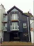 SC2484 : East Quay Yard by Andrew Abbott
