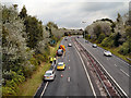 SJ8682 : Accident on the A34 by David Dixon
