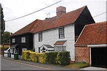 TQ7083 : Cottages in Corringham by Trevor Harris
