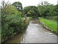 SK2702 : Coventry Canal: Old swing bridge near Quarry Bridge Farm by Nigel Cox