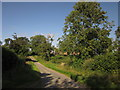 SJ9532 : Butterhill Lane by Derek Harper