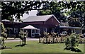 SU8748 : Aldershot Crematorium Chapel by Michael FORD