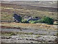 SK2098 : Shooting Lodge on Midhope Moors by Steve  Fareham