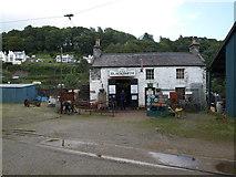 SC4384 : The Laxey Blacksmith by Andrew Abbott