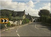 SY2591 : Church Street, Axmouth by Derek Harper