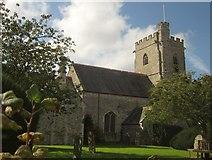 SY2591 : Church of St Michael, Axmouth by Derek Harper