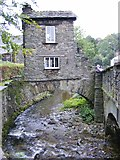 NY3704 : Ambleside's Little House by Gordon Griffiths