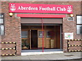 NJ9407 : Aberdeen Football Club by Colin Smith