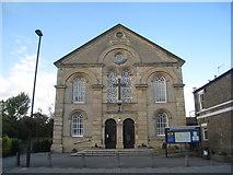 TA0432 : Methodist church, Hallgate, Cottingham by Jonathan Thacker