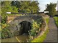 SJ9688 : Peak Forest Canal, Bridge at Lock#14 by David Dixon