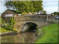 SJ9688 : Peak Forest Canal, Bridge at Lock#16 by David Dixon
