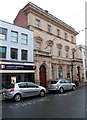 SO5039 : NatWest Hereford by Jaggery