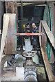 SX7981 : Kelly Mine - water turbine by Chris Allen