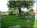 ST5360 : St Mary the Virgin, Nempnett Thrubwell: churchyard (i) by Basher Eyre