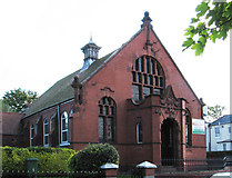 SJ6511 : Wellington - former Primitive Methodist church by Dave Bevis