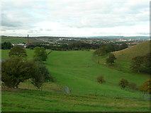 SD9311 : Fields north of Bradley Farm, Newhey by John Topping