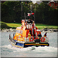 J5082 : Larne Lifeboat at Bangor by Rossographer