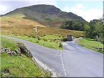 NY1717 : Buttermere Junction by Gordon Griffiths
