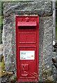 NO0889 : Victorian post box, Inverey by Karl and Ali