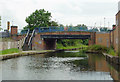 SP1383 : Lincoln Road Bridge near Acock's Green, Birmingham by Roger  Kidd