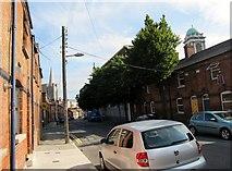 O1533 : View south along John Dillon Street by Eric Jones