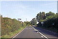 SO9655 : North Piddle junction from A422 by John Firth
