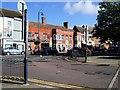 TL1860 : High Street, St Neots by Paul Gillett