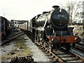 SK4051 : Midland Railway Centre, Butterley by Dave Hitchborne