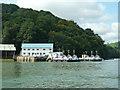 SX8752 : Training boats - Britannia Royal Naval College by Chris Allen